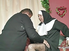 Nun free naked vids - fat people sex