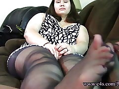 Pantyhose free sex videos - chubby red head porn